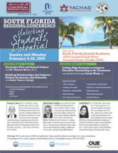 Florida Regional Conference – 02.09-10.2020